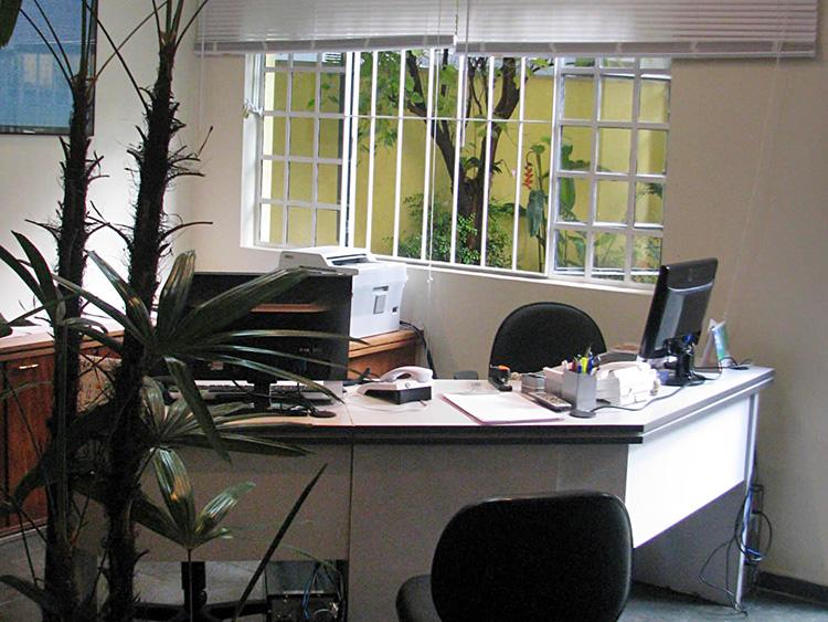 Foto do Consultório do Butantã