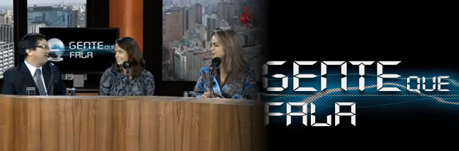 Dr. Silvio Gabor participa do programa Gente que Fala, sobre Constipação Intestinal e Hemorroidas