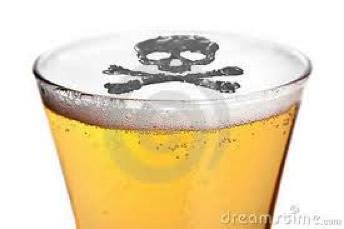 Hora de classe em prevenção de alcoolismo a 11a classe