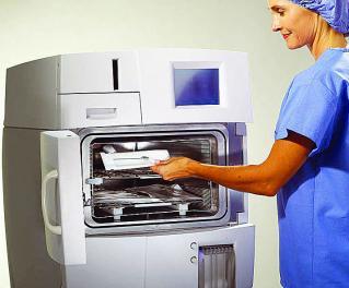 Esterilização em Hospitais