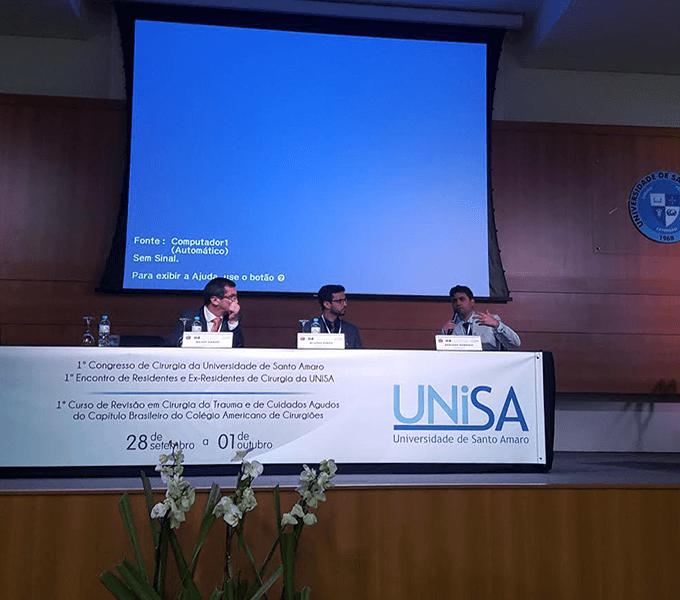 1º Congresso de Cirurgia da Universidade de Santo Amaro